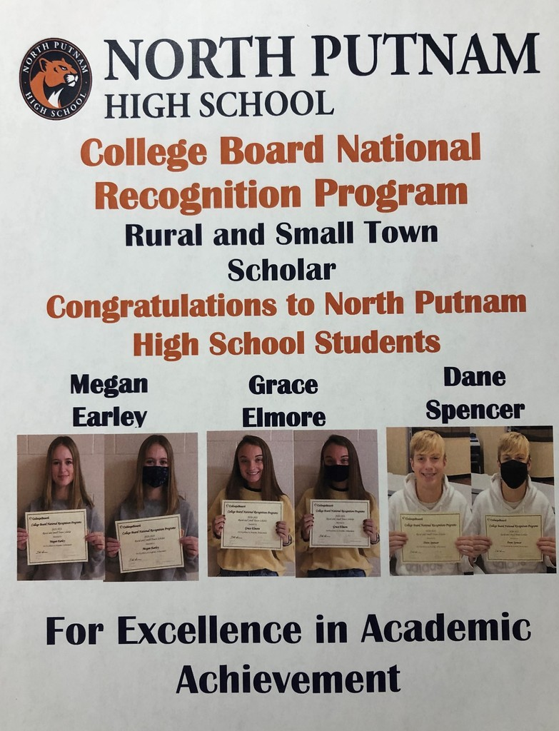 College Board National Recognition Program