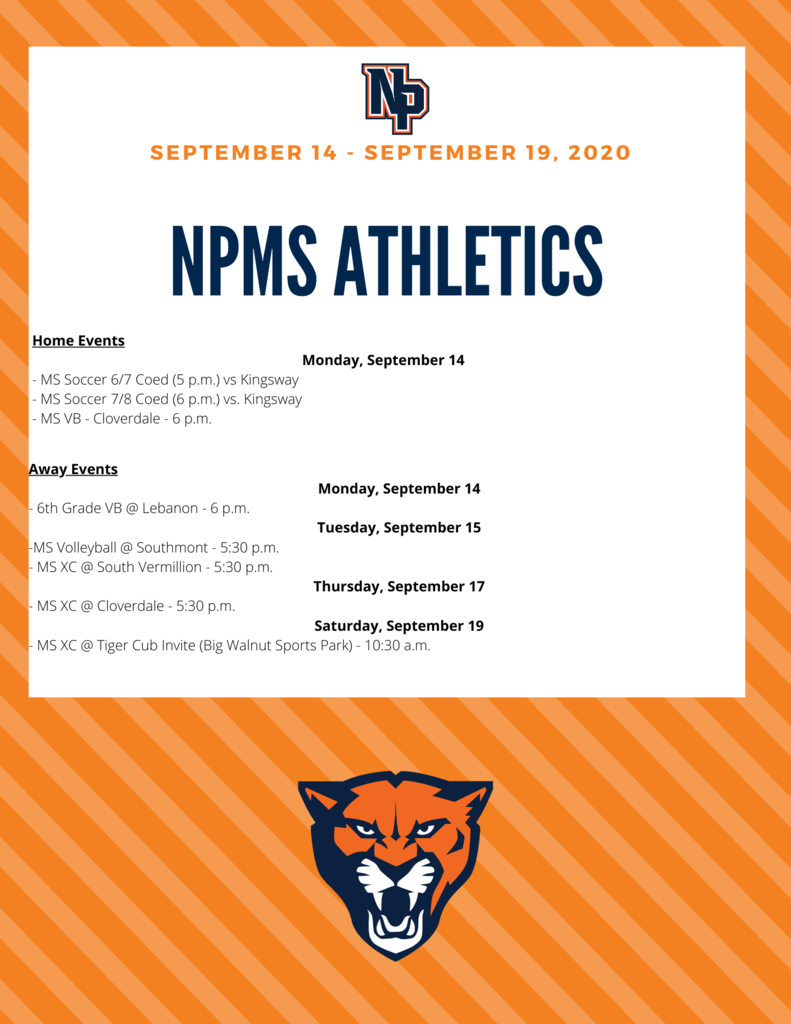 NPMS Athletics